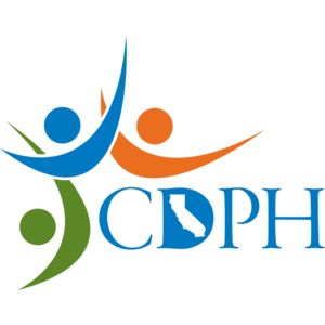 Logo for California Department of Public Health, a supporter of Partnership for a Healthier America's FNV initiative.