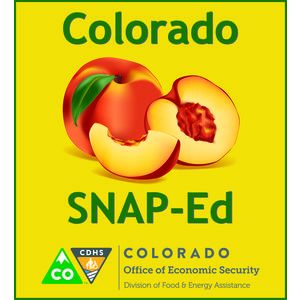 Logo for Colorado Department of Human Services, a supporter of Partnership for a Healthier America's FNV initiative.