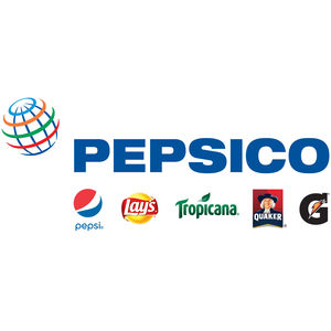 Logo for PepsiCo, a Partnership for a Healthier America partner.