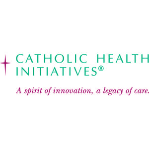 Logo for Partnership for a Healthier America (PHA) partner Catholic Health Initiatives.