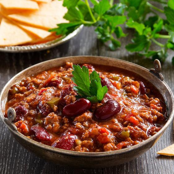 Recipe Three Bean Chili Partnership For A Healthier America