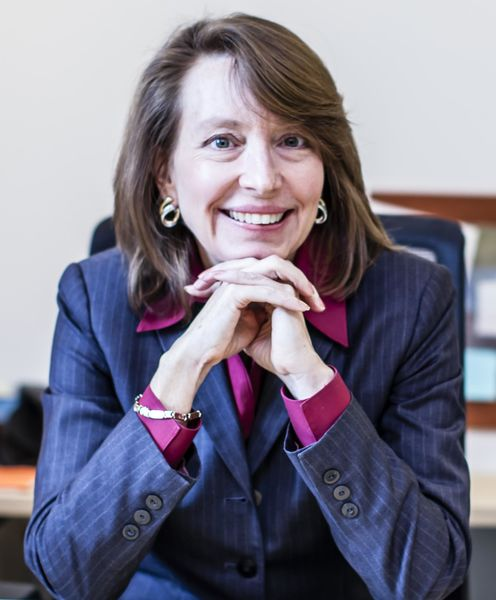 President and CEO Nancy E. Roman