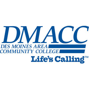 Logo for Partnership for a Healthier America (PHA) partner Des Moines Area Community College.