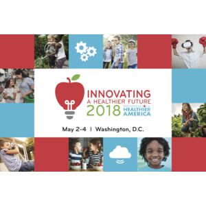 Partnership for a Healthier America's 2018 Innovating a Healthier Future Summit, May 2-4 in Washington, D.C.