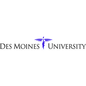 Logo for Partnership for a Healthier America (PHA) partner Des Moines University.