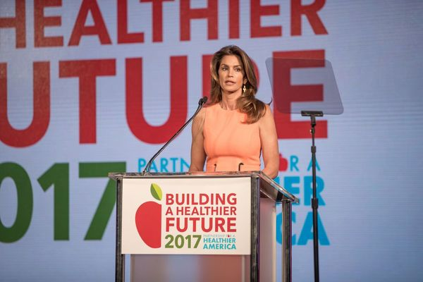 Cindy Crawford, Entrepreneur, Spokesperson, Supermodel, at the 2017 PHA Summit.