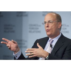 Larry Fink, chairman and CEO of BlackRock, puts 'CEOs on high alert' by saying corporate companies must make a positive contribution to society, according to the Washington Post.
