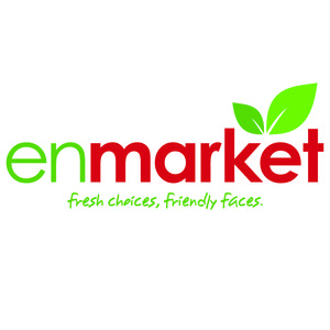 Logo for Partnership for a Healthier America (PHA) partner Enmarket.