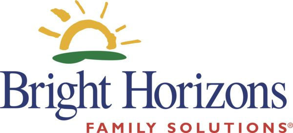 Logo for Bright Horizons Family Solutions, a child care sponsor of Partnership for a Healthier America's 2018 Innovating a Healthier Future Summit.