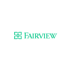Logo for Partnership for a Healthier America (PHA) partner Fairview Health System.