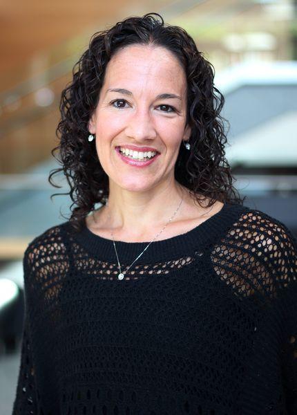 Headshot of Alexa Schmidt, Dietitian for Binghamton University Dining Services.