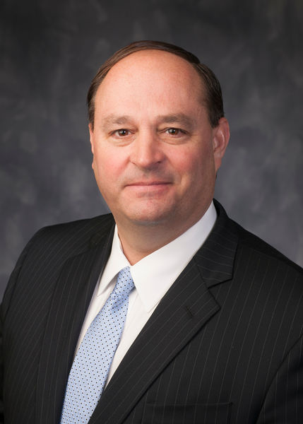 Headshot for Brooks Tingle, President and Chief Executive Officer at John Hancock Insurance.