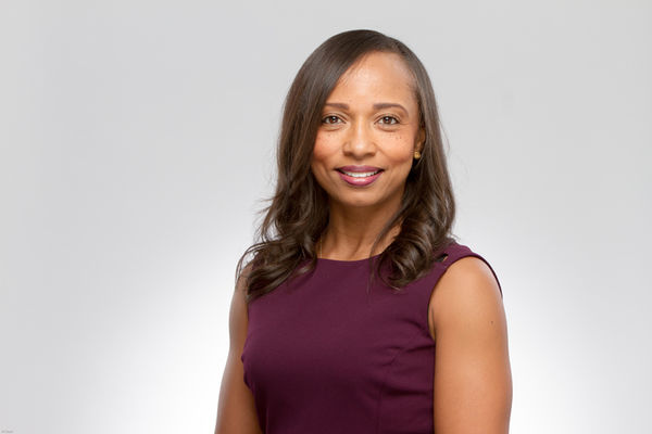 Headshot of Tamika Curry Smith, Head of Diversity and Inclusion at Mercedes-Benz USA and a speaker at Partnership for a Healthier America's 2018 Innovating a Healthier Future Summit, May 2-4 in Washington, DC.