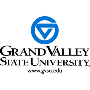 Logo for Partnership for a Healthier America (PHA) partner Grand Valley State University.
