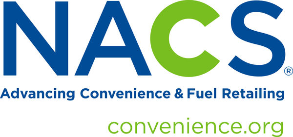 Logo for the National Association of Convenience Stores (NACS), a media sponsor of Partnership for a Healthier America's 2018 Innovating a Healthier Future Summit, May 2-4 in Washington, DC.