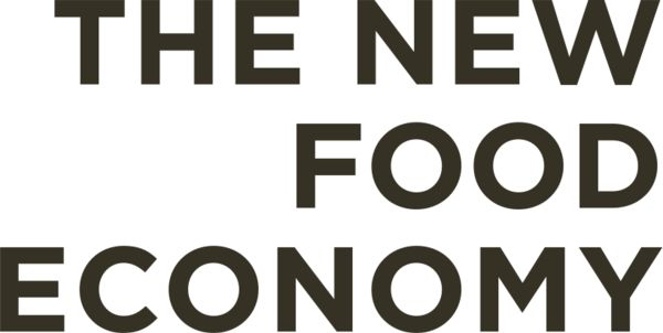 Logo for The New Food Economy, a media sponsor of Partnership for a Healthier America's 2018 Innovating a Healthier Future Summit, May 2-4 in Washington, DC.