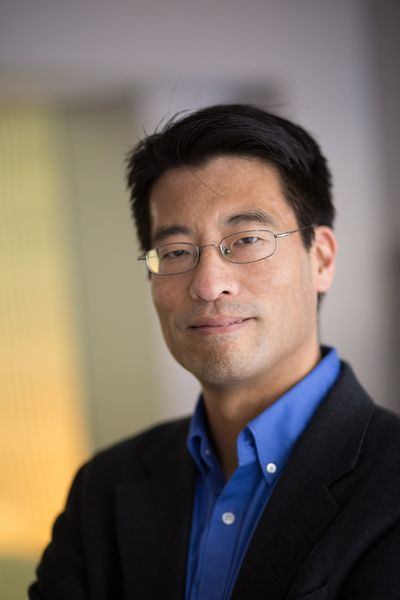 Headshot of Dr. Bruce Lee, associate professor of International Health at the Johns Hopkins Bloomberg School of Public Health, executive director of the Global Obesity Prevention Center (GOPC) at Johns Hopkins, and director of Operations Research at the International Vaccine Access Center (IVAC) as well as associate professor at the Johns Hopkins Carey Business School.