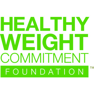 Logo for Partnership for a Healthier America (PHA) partner Healthy Weight Commitment Foundation.