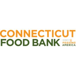 Logo for Connecticut Food Bank, a Partnership for a Healthier America partner participating in the Food Assistance Partnership Program.