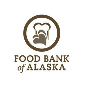 Logo for Food Bank of Alaska, a Partnership for a Healthier America partner participating in the Food Assistance Partnership Program.