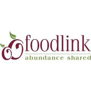 Logo for Foodlink, Inc., a Partnership for a Healthier America partner participating in the Food Assistance Partnership Program.