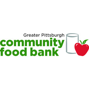Logo for the Greater Pittsburgh Community Food Bank, a Partnership for a Healthier America partner participating in the Food Assistance Partnership Program.