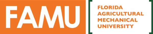 Logo for Florida A&M University, a participant in Partnership for a Healthier America's Healthier Campus Initiative.