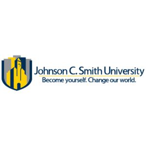 Logo for Johnson C. Smith University, a participant in Partnership for a Healthier America's Healthier Campus Initiative.