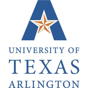 Logo for the University of Texas-Arlington, a participant in Partnership for a Healthier America's Healthier Campus Initiative.