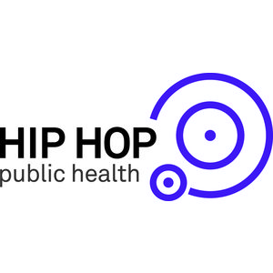 Logo for Partnership for a Healthier America (PHA) partner Hip Hop Public Health.