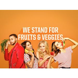 FNV campaign banner featuring Steph Curry, Ayesha Curry, Kristen Bell, and Jessica Alba.