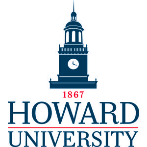 Logo for Partnership for a Healthier America (PHA) partner Howard University.